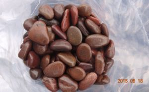 Highly Shine High Polished Natural Stone Pebbles pictures & photos