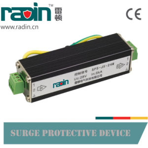 Signal Surge Protector RJ45 for Network, Signal RJ45 Surge Protector SPD pictures & photos