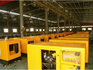 20kVA CIQ Certified Yangdong Ultra Silent Genset for Prime Use pictures & photos