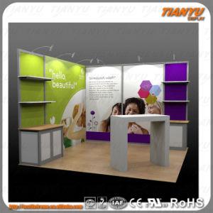 Custom Standard Modular Aluminum Textile Exhibition Booth pictures & photos