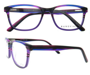 Colorful Acetate Spectacle Frame with Spring Hinge pictures & photos