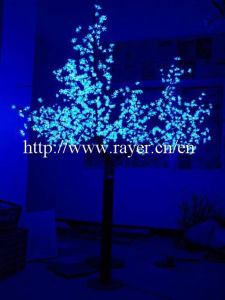 LED String Blue Cherry Tree Decoration Cherry Tree Lights pictures & photos