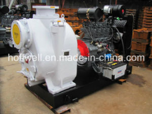 Self-Priming Sewage Centrifugal Pump China Supplier pictures & photos