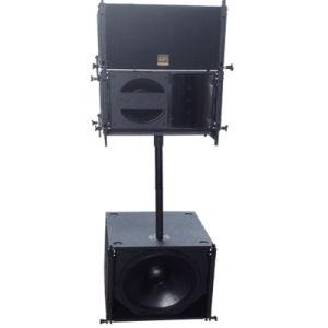600W 18mm Plywood Neodynium Concert Line Array Speaker pictures & photos