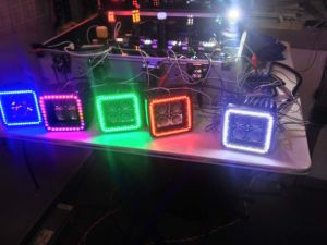 LED Work Light with Halo
