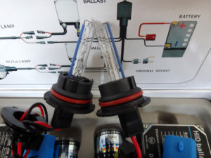 DC 24V 55W 9007 HID Lamp with Regular Ballast pictures & photos