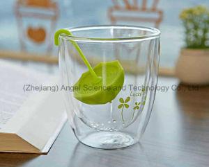 Popular Umbrella Silicone Tea Tool Gift Tea Bag St10 pictures & photos