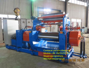 China Top Two Roll Mixing Mill Machine for Rubber Mat pictures & photos