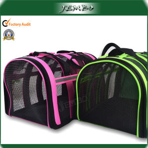 Mesh Foldable Travel Household Tote Pet Carrying Bag pictures & photos