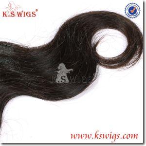 100% Brazilian Human Virgin Remy Hair pictures & photos