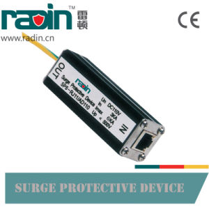 Sp5-RJ45 LAN Network Surge Protective Device, WLAN Surge Arrester pictures & photos