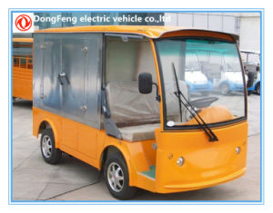a Series Cheap Electric Utility Housekeeping Car pictures & photos