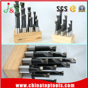 1 Shank 7PCS/Set Wooden Stand Carbide Tipped Boring Bars pictures & photos