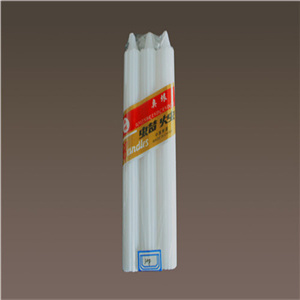 Home White Velas Fluted Candle Factory pictures & photos
