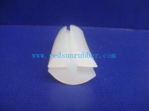 Food Grade/FDA Silicone Rubber Extrusion pictures & photos