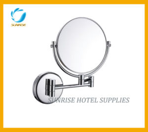 Simple Design Wall Shaving Mirror Magnifying Mirror for Hotel pictures & photos