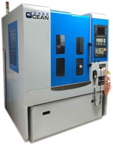 CNC Cutting Machine for Battery Cover of Mobile Phone (RTA450M)