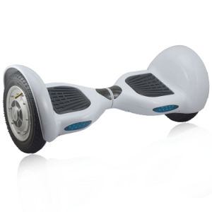 Multi-Color Two Wheel 10 Inch 600W Portable Electric Motor Scooter pictures & photos