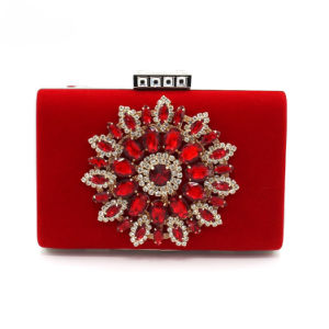 Newest Diamond Bag Fashion Elegant Party Women Clutch Bag pictures & photos