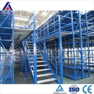 Widely Used Factory Warehouse Mezzanine Racking pictures & photos