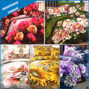 Duvet Cover Set 3D Bedding pictures & photos