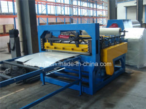 Automatic Slitting Steel Plate Metal Cutting Machine pictures & photos