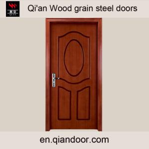 Interior Wood Grain Fire-Rated Steel Door pictures & photos