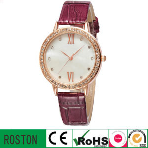 Fashion Lady Quartz Watch for Women or Girls with RoHS pictures & photos