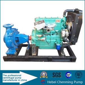 Diesel Agriculture Farm Irrigation Single-Stage Water Pump Supplier pictures & photos