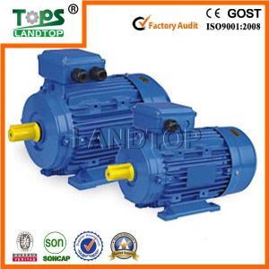 three phase induction aluminum house electric motor MS series 0.18kw-7.5kw pictures & photos