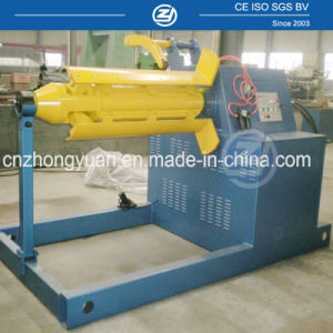 10ton Hydraulic Decoiler for Roll Forming Machine pictures & photos