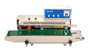 Continuous Nylon Bag Sealing Machine with Ce pictures & photos