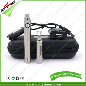 E-Cig Hottest Evod Mt3 Starter Kits with Zipper Case pictures & photos