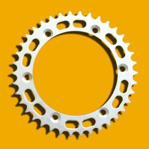 Chinese Supplier and Wholesale Sprocket, Motorcycle Sprocket pictures & photos