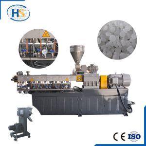 High Capacity PP/PE + CaCO3 Filler Masterbatch Plastic Pelletizing Machine pictures & photos