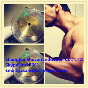 Injectable Anabolic Androgenic Steroid Testosterone Enanthate for Muscle Mass Growth pictures & photos