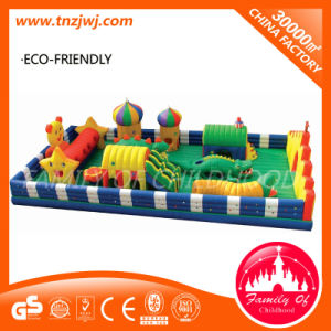 Hot Sale Center Inflatable Toy Inflatable Slide pictures & photos