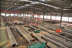 Pipe Prefabrication Line; Pipe Spool Prefabrication Line-5 pictures & photos