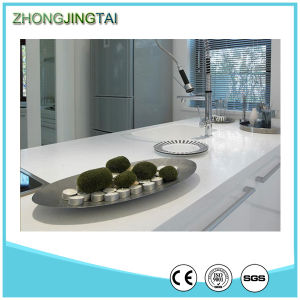 Newest Home Design High Glossy Marble Flooring Tile for Kitchen pictures & photos