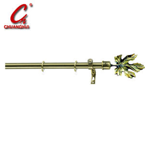 Hardware Fitting Curtain Accessories Metal Pole Curtain Rod (CH0606) pictures & photos
