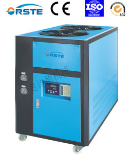 Plastic Auxiliary Equipment Heat Recovery Air Cooled Chiller