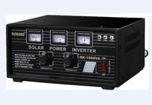 Solar Power Inverter with Battery Charge pictures & photos