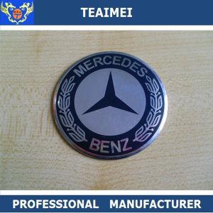 Car Logo ABS Plastic Chrome Car Emblem Badge For Benz pictures & photos
