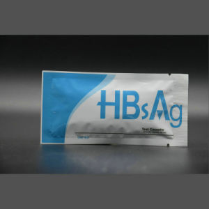 One Step Hbsag Hepatitis B Rapid Test Kits pictures & photos