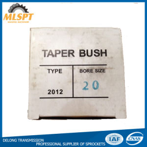 DIN/ISO Standard Alloy Steel Taper Lock Bush pictures & photos