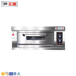 Luxury Gas Single Deck Gas Baking Oven (ZBB-101M) pictures & photos