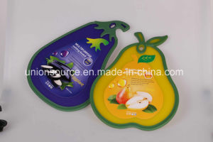 Vegetable Cutting Board/Plastic Cutting Board/Colorful Type B0040 pictures & photos