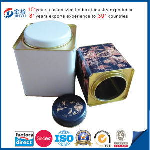 Square Shaped Big Size Tea Packaging Box pictures & photos