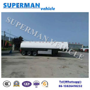 Carbon Steel Liquid Transport Oil Fuel Tanker Trailer pictures & photos