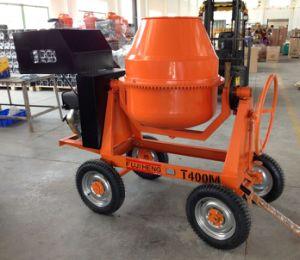 Portable Diesel Concrete Mixing Machine pictures & photos